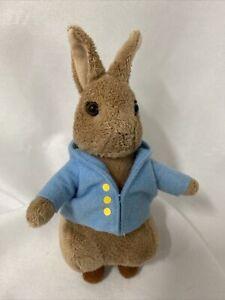 "Beatrix Potter Peter Rabbit  7"" Plush Animal Rabbit Stuffed Animal"