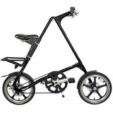 Strida Lt Black 16 Inches Folding Bike Citybike