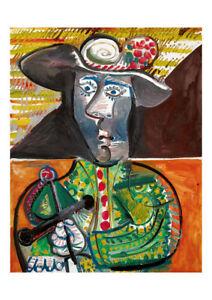 Le Matador by Pablo Picasso A2 High Quality Art Print