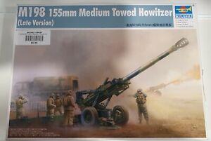 Trumpeter 1:35 M198 155mm Medium Towed Howitzer