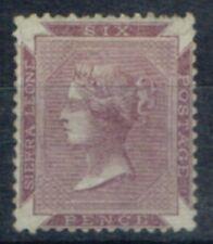 Mint Hinged Single Sierra Leone Stamps (1808-1961)