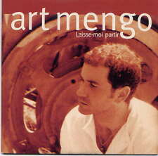 ART MENGO - rare CD Single - Austria