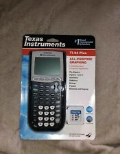 BrandNew Sealed Texas Instruments TI-84 Plus Graphing Calculator - Black