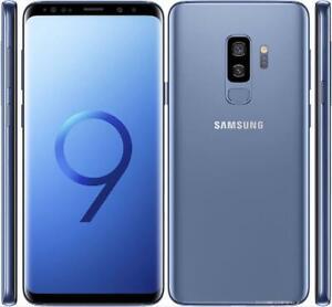S9 Plus Samsung Galaxy S9+ G965U AT&T T-Mobile Verizon Sprint Mobile Phone 64GB