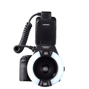 YONGNUO YN-14EX YN14EX TTL Macro Ring Light Flash Speedlite for Canon DLSR 550D
