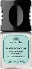 "(99,00€/100ml) alessandro Top Coat Matt! ""Mattierender Überlack"""