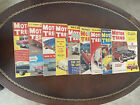 1956+Motor+Trend+Magazines+Lot+Of+10+Missing+January+And+June+Issues