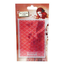 "Santoro ""willow"" A6 embossing folder"