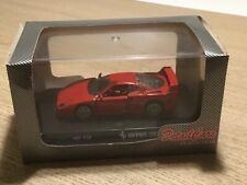 Corgi Detail Cars art150 Platinum Ferrari F40   Red