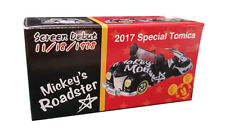 Tokyo Disney  2017 Special tomica Mickey's Roadster