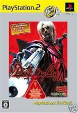 Used PS2 Capcom Devil May Cry  SONY PLAYSTATION JAPAN IMPORT