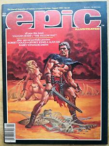 Epic Illustrated Magazine #19