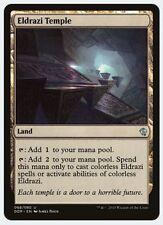 MTG X4: Eldrazi Temple, DD: Zendikar vs Eldrazi, U, NM-Mint - FREE US SHIPPING!