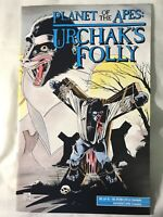 Planet of the Apes: Urchak's Folly #3 VG Adventure   save on shipping - details