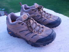 MERRELL MOAB VENTILATOR LOW WALNUT BROWN VIBRAM 10 EU 44 XLNT!