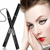 New Waterproof Beauty Makeup Cosmetic Eye Liner Pencil Black Liquid Eyeliner Pen