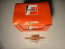 D10 Filter 040 - Hersteller FRAM Artikel- Nr. G 4164