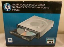 HP 24x Multiformat DVD/CD Writer - dvd1265i