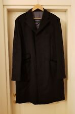 Brooksfield Coat SIZe ( 52 ) Cappotto WOOL and CASHMERE - Made in Italy