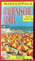 Marco Polo Reiseführer Italienische Adria mit Insider Tips