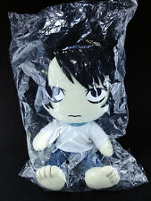 Death Note L Plush Doll Figure Toy official product Movic Very Rare