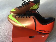 Nike Mercurial Victory IV FG Soccer Boots, Size 13US