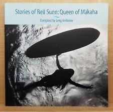Stories of Rell Sunn Queen of Makaha Greg Ambrose Hawaiian Hawaii Surfing Surfer