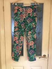 Zara Summer Trousers XS Ladies Clothes Size Extra Small Woman (5)