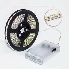 3528 Batterie LED Stripe Streifen TV Hintergrundbeleuchtung Leiste Lichterband