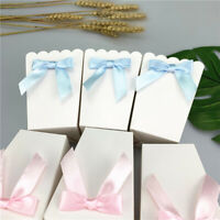 12pcs Popcorn Boxes Candy Treat Box Container Baby Showers Wedding Party Favors