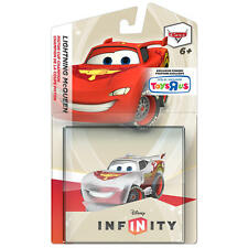 New Sealed Rare Disney Infinity Tru Exclusive Crystal Cars Lightning McQueen