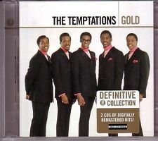2 CD . TEMPTATIONS - Gold (NEU! Best of / My Girl Papa was a Rolling Stone