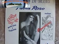 Paula Rose - Profumo di blues - LP SIGILLATO