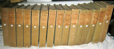 The Novels of Balzac TOURAINE EDITION 1898 - 1899  15 Volume Set