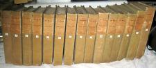 The Novels of Balzac TOURAINE EDITION 1898 - 1899  15 Volume Set