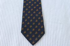 88)  GUCCI  MEN'S TIE 100% SILK MADE IN ITALY