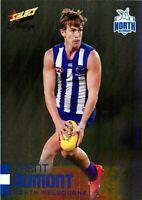 ✺New✺ 2020 NORTH MELBOURNE KANGAROOS AFL Card TRENT DUMONT Footy Stars Prestige