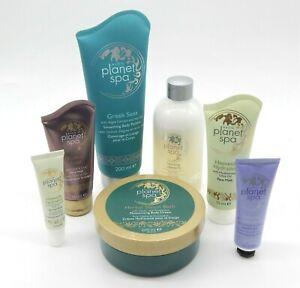 Avon Planet Spa Bundle - Hand Cream, Bath Milk, Eye Gel & Face Masks Brand New