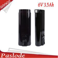 2X Battery For Paslode 6V Nail Gun 3.5Ah Ni-Mh 900400 IM350A 902000 902200 AU