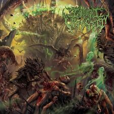 ICONIC VIVISECT - Monument of Depravity Brodequin Pustulated Despondency Wormed