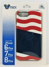 Disney Exclusive 4th Of July Mickey Apple Iphone 6S/7/8 Cellphone Case NEW CUTE
