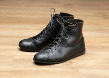Helm Dash Black Shoe High Top Size 11.5 D Worn Twice Black Wolverine Red Wing