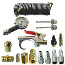 16-Piece Air Tool Accessory Kit with Hose - C16K