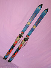 MADSHUS Telemark LOKE M12 skis 170cm with G3 Targa tm bindings w/ climbing bars~