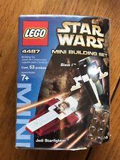 LEGO Star Wars Jedi Starfighter & Slave I (4487)