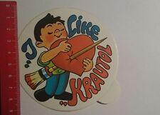 ADESIVI/Sticker: i like krautol (081116152)