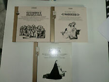 Luigi Cherubini Callas Medea,Nabucco, Martha Everest S-437/3 ,S-406/2 , S-455-3
