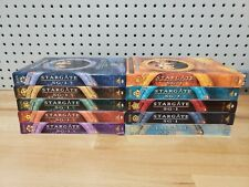 Stargate SG-1 Complete Series DVD Set Seasons 1-10, FULL SET EXCELLENT CONDITION