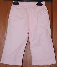 Adidas, Baby Girl, Sports, Pink, Lined, Trousers, 3-6 months *CLEARANCE*