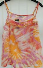 George Women's Floral Sleeveless Strappy, Spaghetti Strap Tops & Shirts